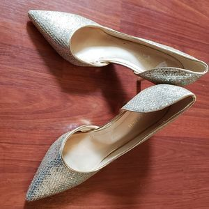 Marc Fisher Sparkle Dress Shoes